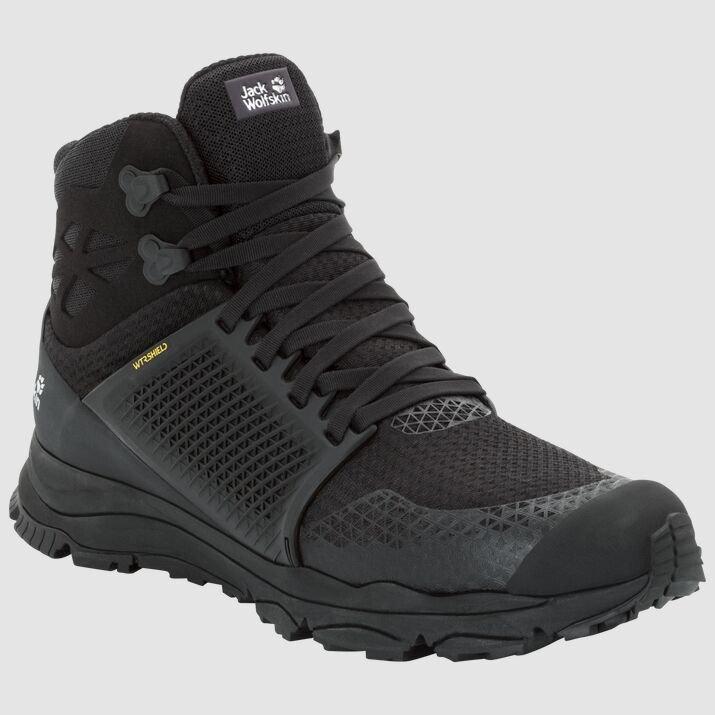 Jack Wolfskin Trail Invader Shield Trekking-Schuhe für Herren ab 82,91€ inkl. Versand (Restgrößen)