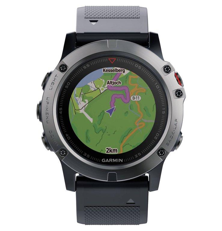 Garmin Fenix 5X Saphir Smartwatch für 399,99€ inkl. Versand