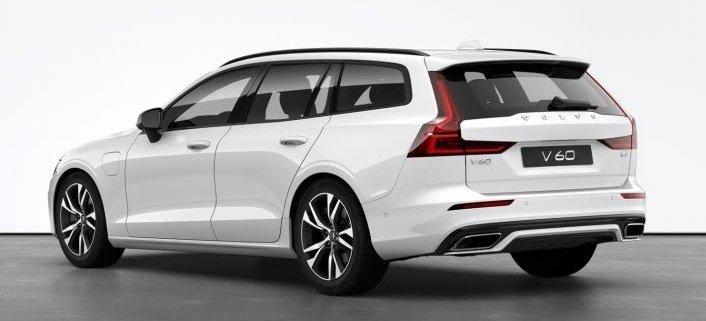 Volvo V60 T6 R-Design Expression Hybrid inkl. 1.Jahr Ladestrom für nur 183,61€ netto mtl. im Gewerbeleasing - LF: 0,39!