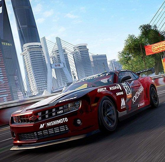 Steam: GRID Auto-Rennspiel bis Montag kostenlos spielen