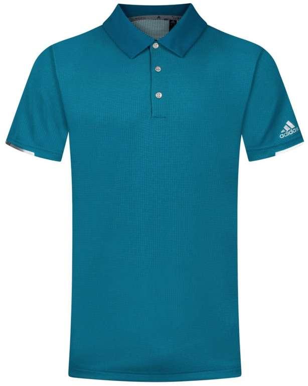 Adidas Climachill Core Heather Herren Golf Polo-Shirt für 33,94€ inkl. Versand (statt 59€)
