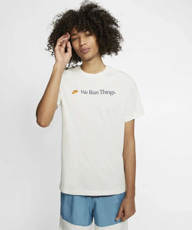 Nike Sportswear Airathon Herren T-Shirt in 2 Farben für je 20,96€ inkl. Versand (statt 30€) - Nike Membership