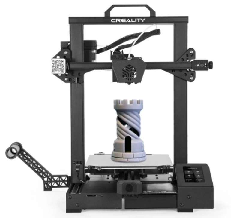 Creality 3D CR-6 SE 3D-Drucker DIY-Kit (Druckgröße 235 x 235 x 250 mm) für 271,42€ (statt 346€)