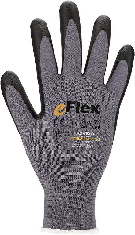 12 Paar Asatex eFlex Feinstrickhandschuh mit Mikroschaum-Beschichtung für 11,11€ inkl. Versand (statt 28€)
