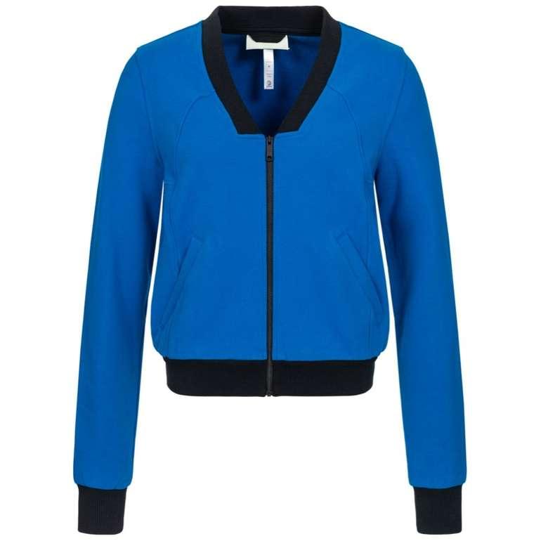 Adidas Neo Fleece Track Top Damen Jacke für 12,59€ inkl. Versand (statt 25€)