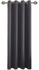 Floweroom, blickdichte Verdunklungsgardine mit 245x140cm für 13,29€ inkl. Prime