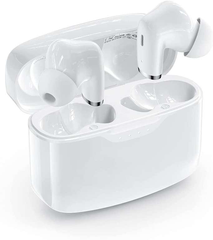 Pisopevm E90 kabellose Bluetooth Kopfhörer für 13,59€ inkl. Versand (statt 30€)