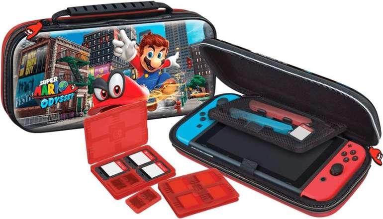 Nintendo Switch Mario Odyssey Travel Case für 15€ inkl. Versand (statt 19€)