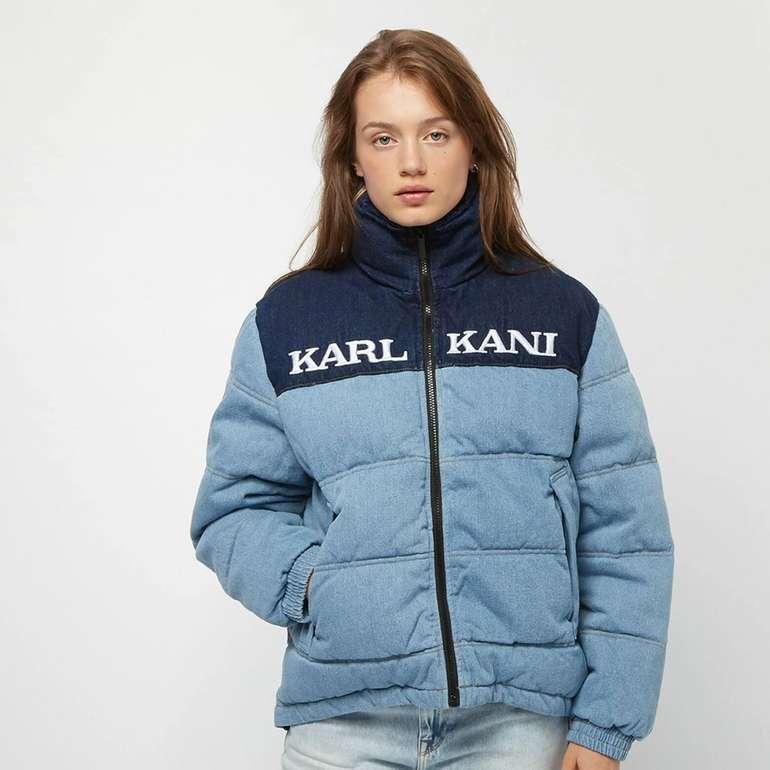 Karl Kani Retro Puffer Damen Winterjacke für 63,20€ inkl. Versand (statt 91€)