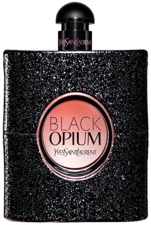 150ml Yves Saint Laurent Black Opium Eau de Parfum (EdP) für 84,99€ inkl. Versand (statt 97€)