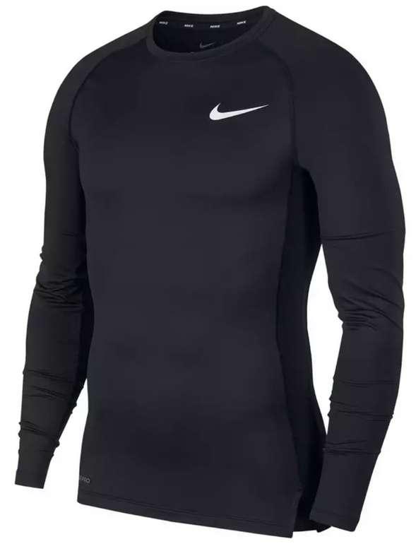 SportScheck: 20% Rabatt auf Bestseller Jacken & Oberteile - z.B. Nike Pro Herren Funktionsshirt für 19,96€