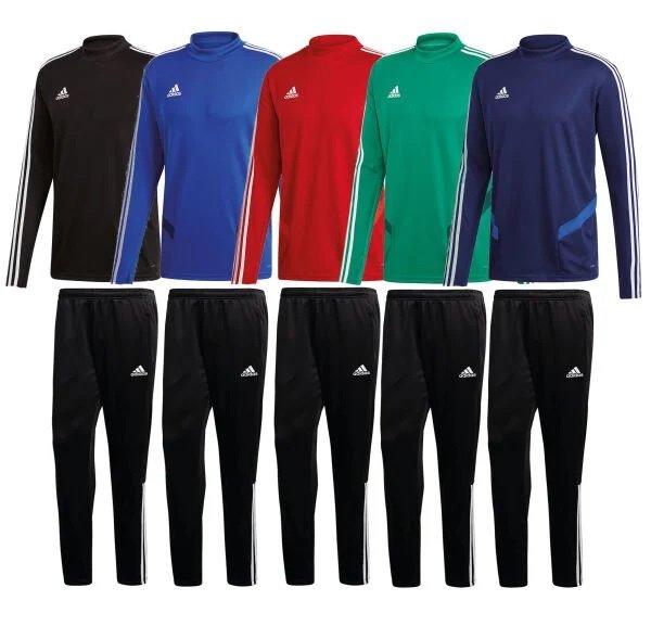 2-tlg. Adidas Tiro 19 Trainingsoutfit (Sweater + Trainingshose) für 33,33€ inkl. Versand (statt 47€)