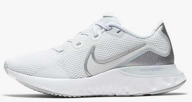 Nike Renew Run Damen-Laufschuh in Platinum Weiß für 44,08€ inkl. Versand (statt 65€)