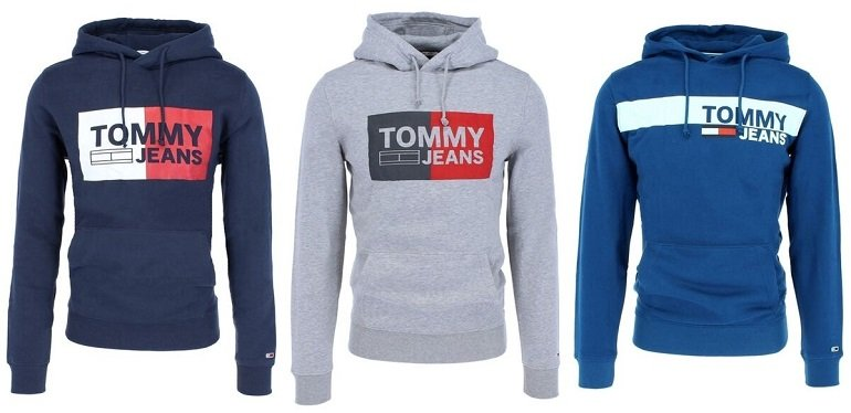 Tommy Hilfiger Essential Graphic Herren Hoody