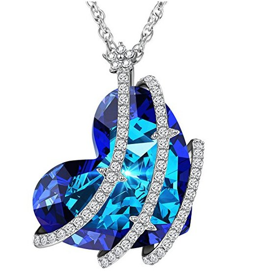 Verschiedene Atmoko Halsketten mit Swarovski Besatz für je 19,99€ (statt 30€)
