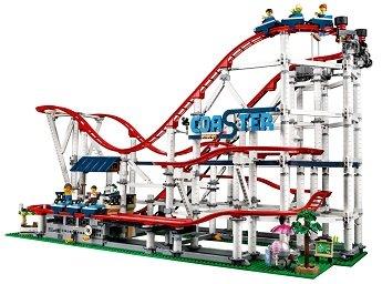 Lego 10261 Creator Achterbahn Set aus über 4.210 Teilen für 242,24€ (statt 287€)
