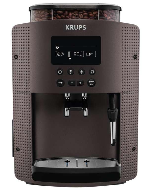 Krups Kaffeevollautomat Ea815p für 299,99€ inkl. Versand (statt 349€)