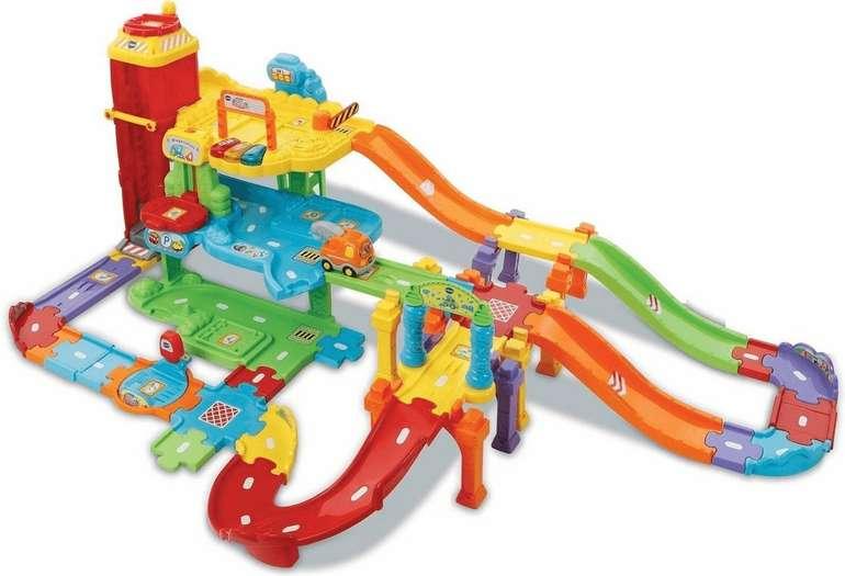 Vtech Tut Tut Baby Flitzer - Parkgarage Deluxe für 39,99€ inkl. Versand (statt 45€)