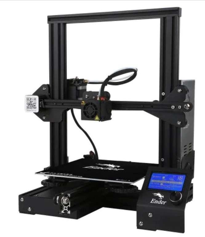 Creality Ender-3 Hochpräziser DIY 3D Drucker (220x220x250mm) für 128,10€ - nur 50x!