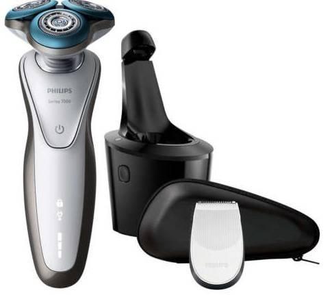 Philips S7710/26 Shaver Series 7000 Wet & Dry Elektrorasierer für 107,99€