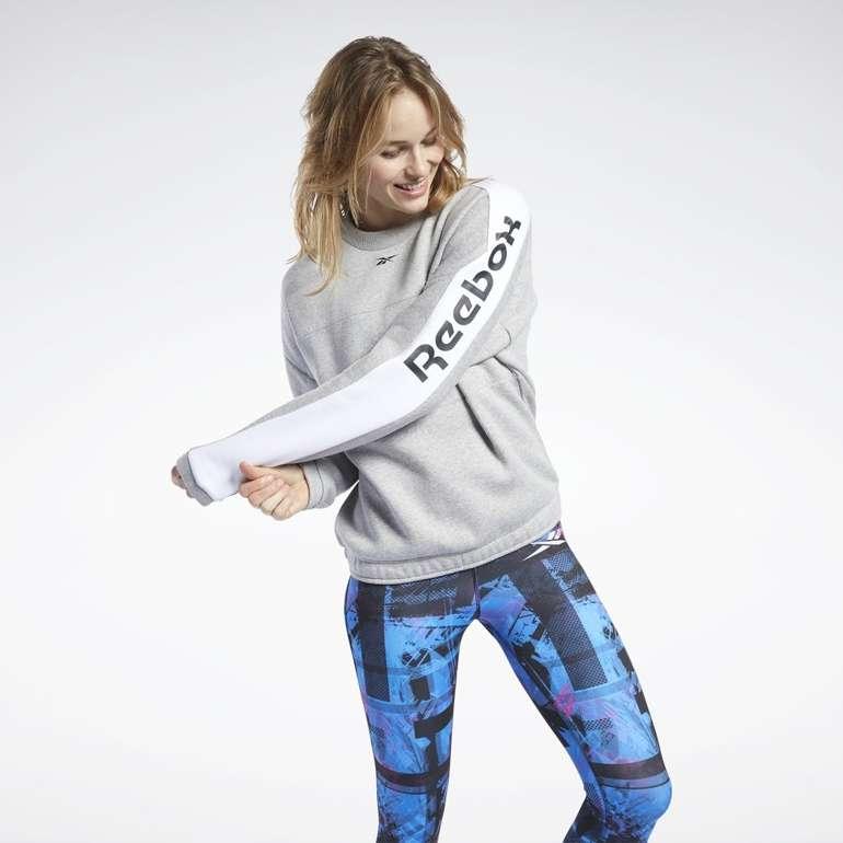 Reebok MYT Damen Crew Sweatshirt für 26,38€ inkl. Versand (statt 36€)