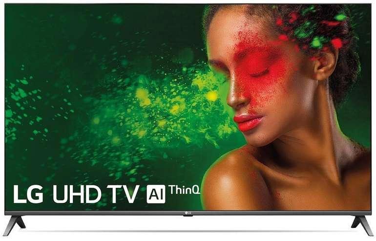 "LG 55UM7510PLA - 55"" 4K Ultra HD Smart-TV für 397,94€ (statt 490€)"