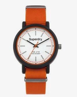 Großer Superdry Uhren Sale mit vielen Modellen - z.B. Campusuhr für nur 16€