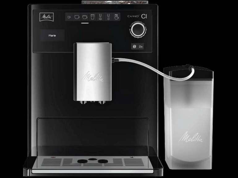 Melitta Kaffeevollautomat Caffeo CI in schwarz für 505,95€ inkl. VSK