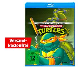 Teenage Mutant Ninja Turtles - Episoden 57-113 Blu-ray für 10€ (statt 25€)