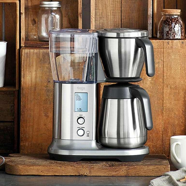 Sage Precision Brewer Thermal Filterkaffemaschine für 179,10€ inkl. VSK (statt 259€)
