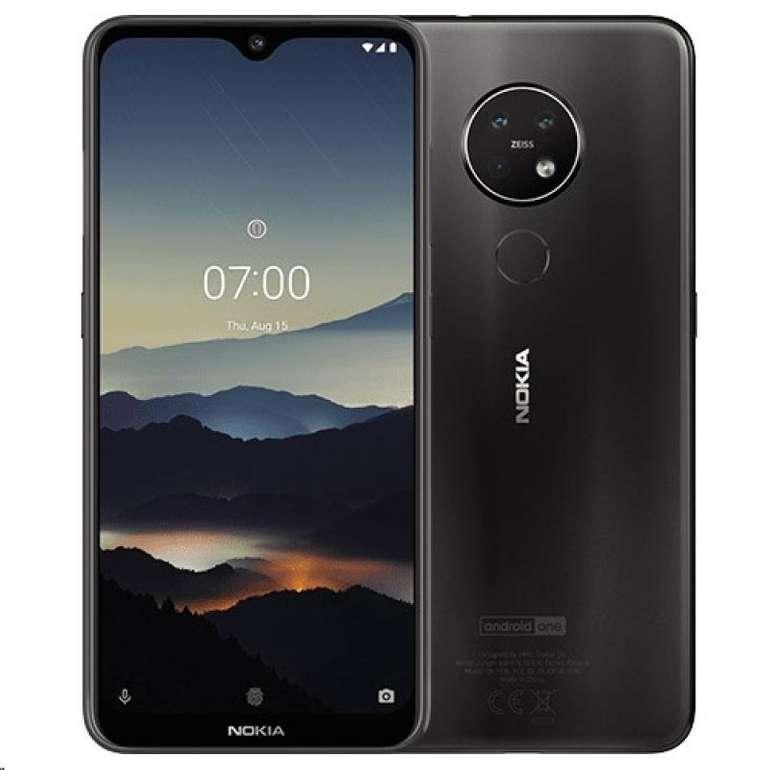 "Nokia 7.2 - 6.3"" Smartphone (64GB Speicher, 4GB RAM, Dual-SIM) für 192€ inkl. Versand (statt 234€)"