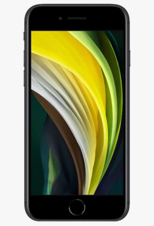 Apple iPhone SE mit 128 GB (89,95€) + 8 GB LTE Telekom Allnet Flat M von Congstar für 20€ mtl.