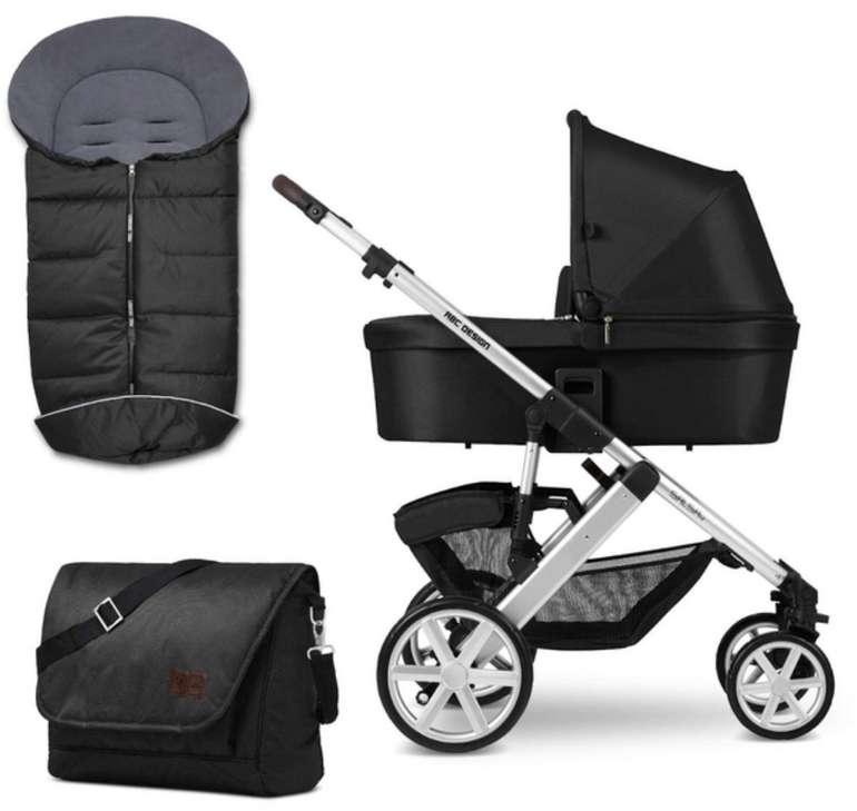 ABC Design Kombikinderwagen Salsa 4 Fashion Edition Fox für 599€ inkl. Versand (statt 650€)