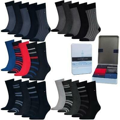 10 Paar Tommy Hilfiger Business Socken + Geschenkbox für 39,95€