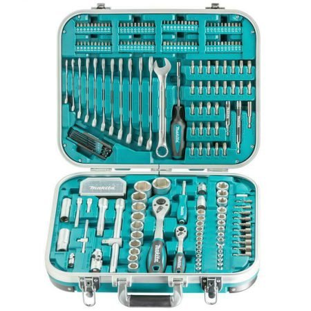 Makita 227-tlg. Werkzeug-Set P-90532 für 80,99€ inkl. Versand (statt 98€)