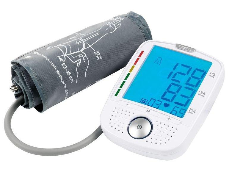 Sanitas Sprechendes Blutdruckmessgerät SBM 52 für 19,94€ (statt 28€)