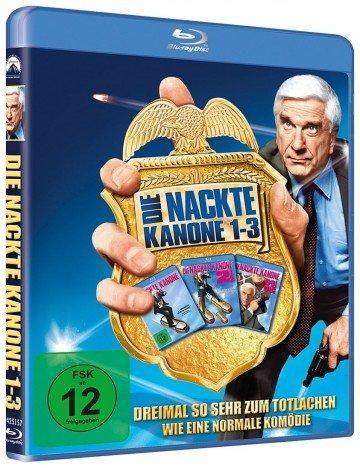 Die nackte Kanone Trilogie (3 Blu-rays) für 12,98€ inkl. Versand (statt 18€)