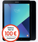 Knaller! Galaxy Tab S3 LTE (4,95€) + 10GB o2 LTE für 19,99€ mtl. + 100€ Cashback