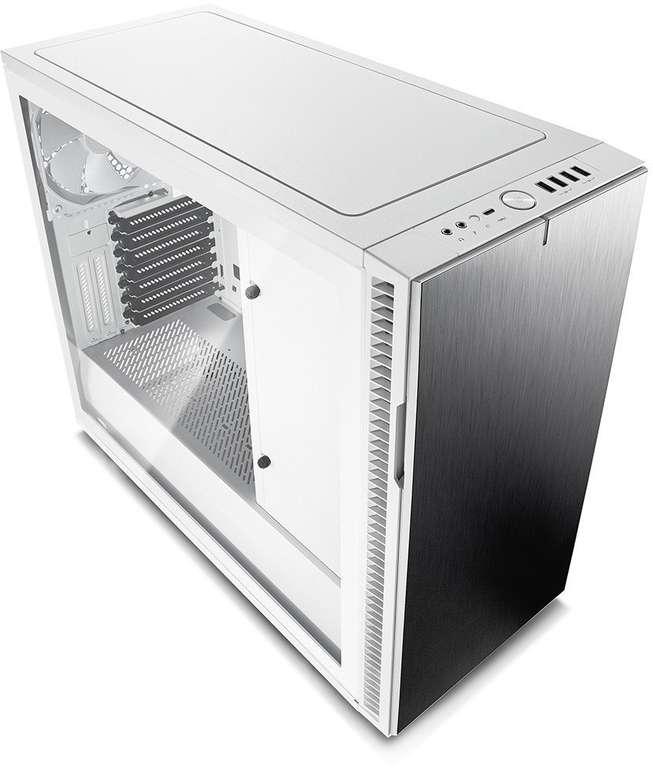 Fractal Design Define R6 USB-C White TG Tower-Gehäuse für 131,69€ inkl. Versand (statt 148€)