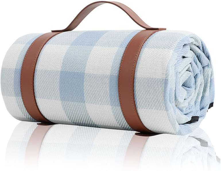 Zorin wasserdichte Picknickdecke (200 x 200 cm) für 16,49€ inkl. Versand (statt 28€)