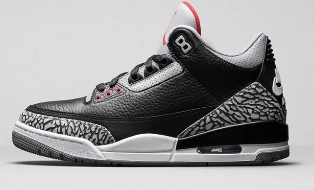 Air Jordan 3 Retro OG Herren Schuhe für 159,99€ inkl. Versand (statt 200€)
