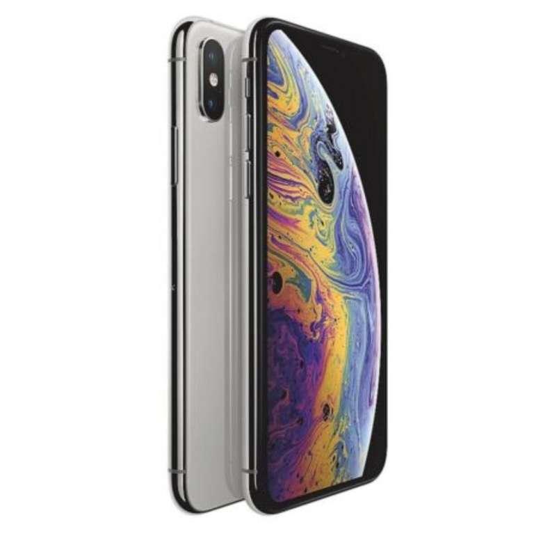 Apple iPhone XS mit 64GB Speicher in silber für 599,90€ inkl. Versand (statt 662€)