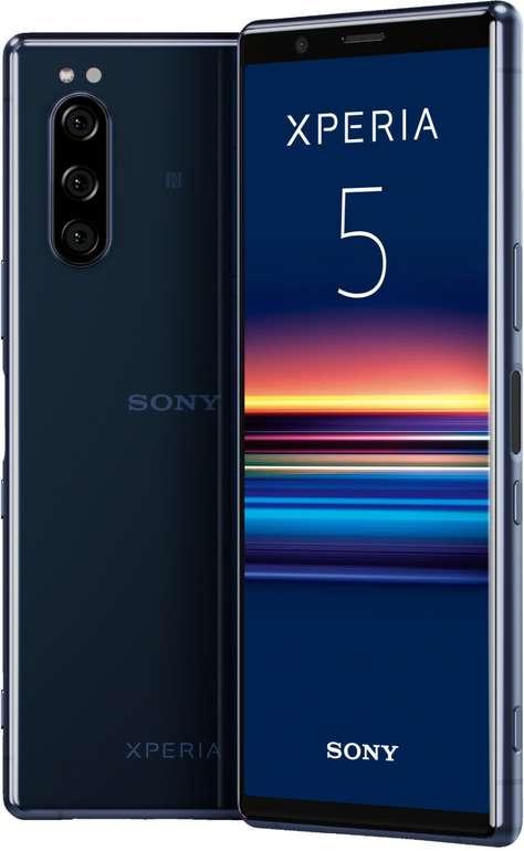 "Sony Xperia 5 - 6,1"" Android Smartphone (128GB, FHD+, Dual SIM, 6 GB RAM) für 499€ inkl. Versand (statt 599€)"