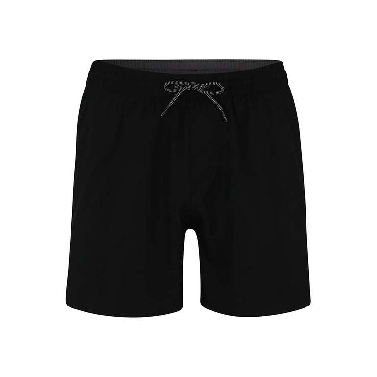 Nike Herren Badehose 'Solid Vital' in schwarz für 13,95€ inkl. VSK (statt 31€)