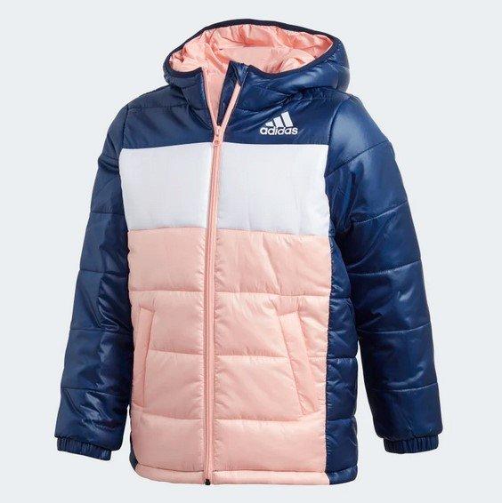 adidas Padded Kinder Jacke für 39,17€ inkl. Versand (statt 60€)
