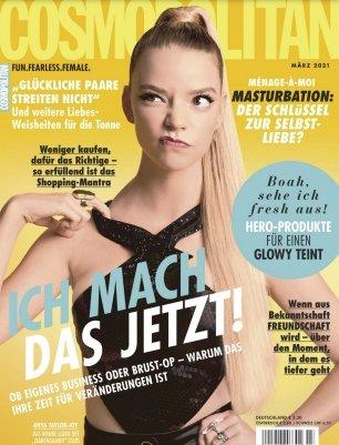 Cosmopolitan im Jahresabo für 45,60€ + z.B. 45€ Bestchoice Gutschein