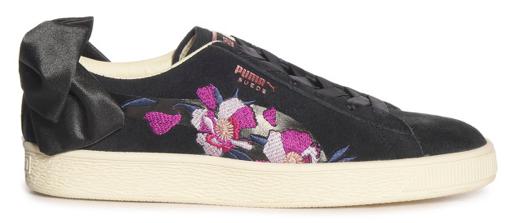 Puma Suede Bow Flowery Damen Sneaker (Größe 36-40) für 65,89€ (statt 80€)