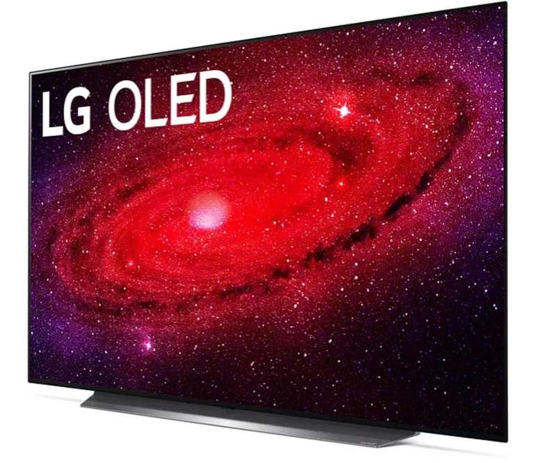 LG OLED55CX3LA OLED TV mit 55 Zoll (UHD 4K, Smart TV, webOS 5.0) für 1.019,15€inkl. Versand (statt 1149€)