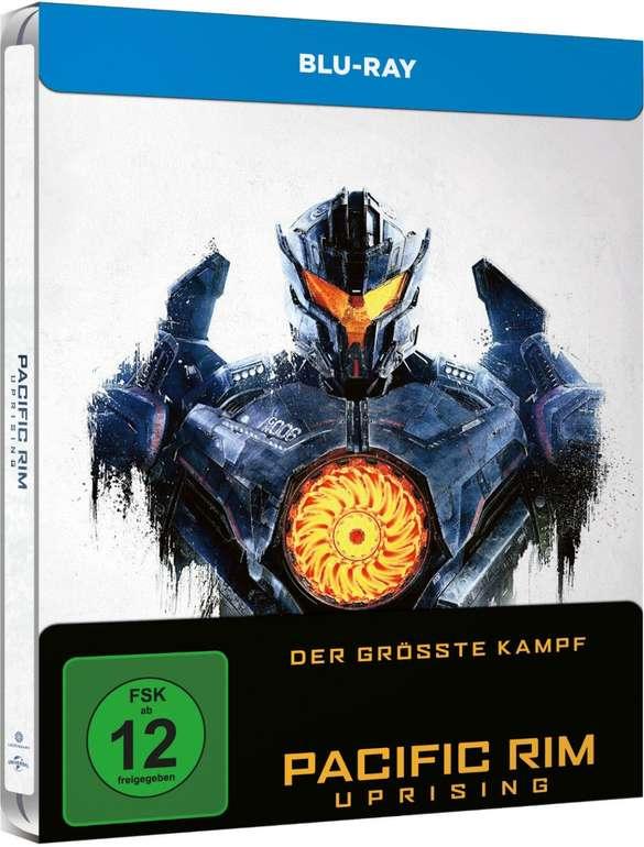Pacific Rim 2: Uprising - Limited Steelbook (Blu-ray) für 9,98€ inkl. VSK