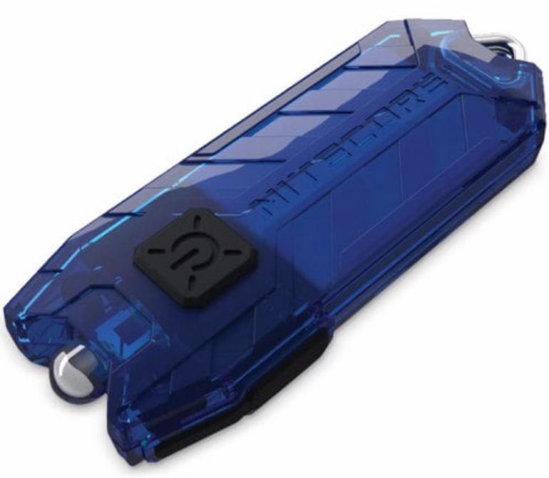 Nitecore TUBE LED Schlüsselanhänger-Taschenlampe für 5,88€ inkl. Versand